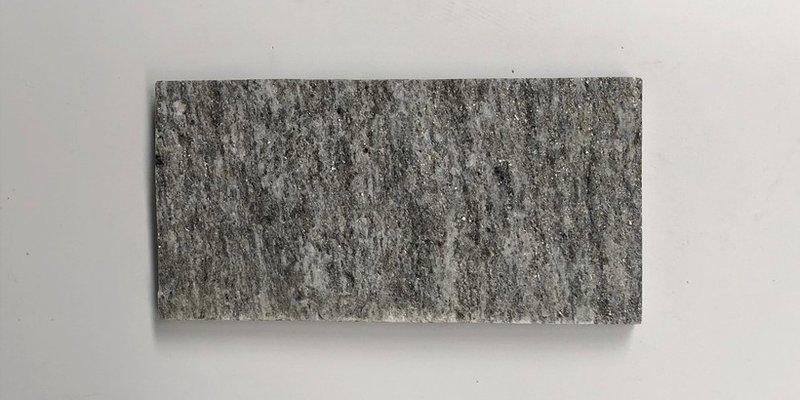 Đá tự nhiên Đà Nẵng-đá ánh kim trắng 10x20cm