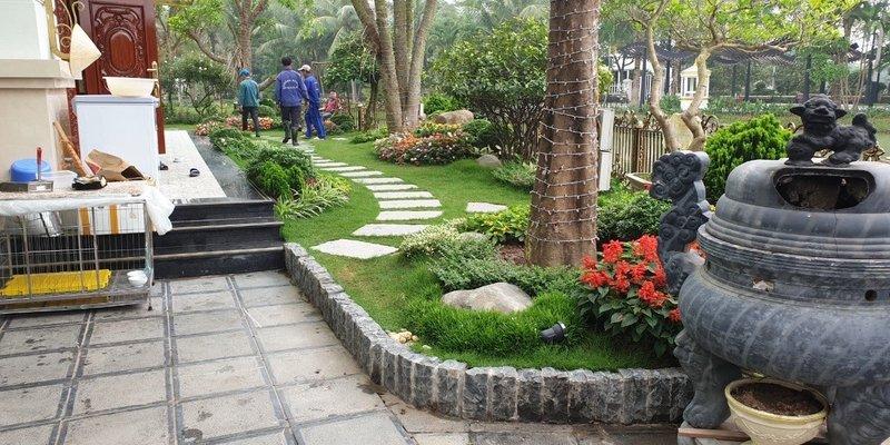 13++ phong cách cải tạo sân vườn đẹp