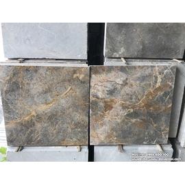 Đá tự nhiên vàng bông da báo kt 60x60cm-VL183